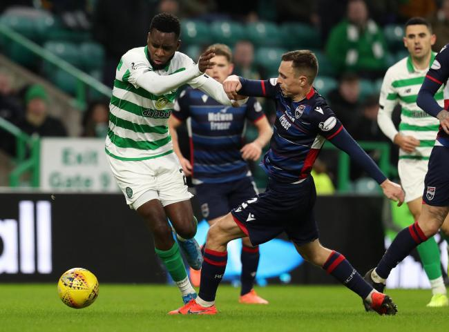 Celtic 3-0 Ross County: Five things we learned from Parkhead as Edouard double seals win