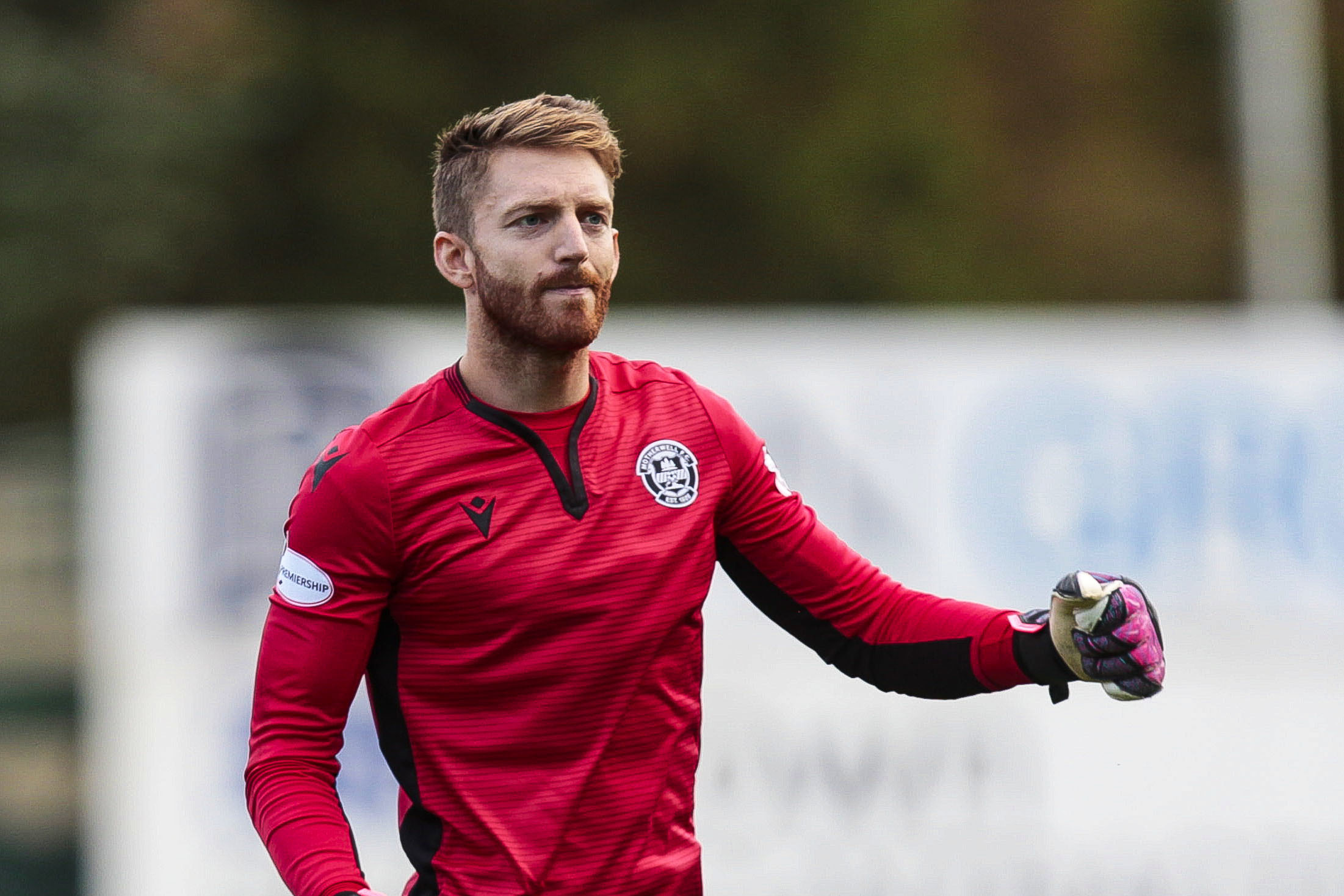 Motherwell goalkeeper Mark Gillespie gives contract update