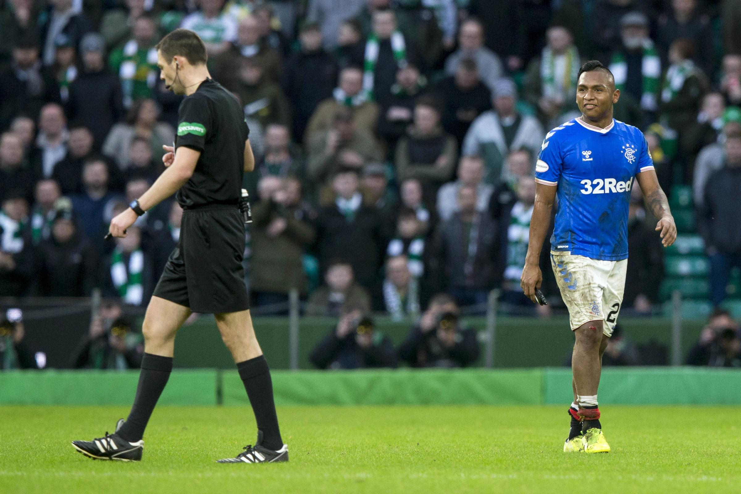 Gary McAllister backs Alfredo Morelos to hit the ground running on his Rangers return
