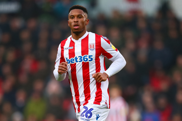 Tyrese Campbell reveals why he snubbed Celtic and Rangers as he opts to stay at Stoke