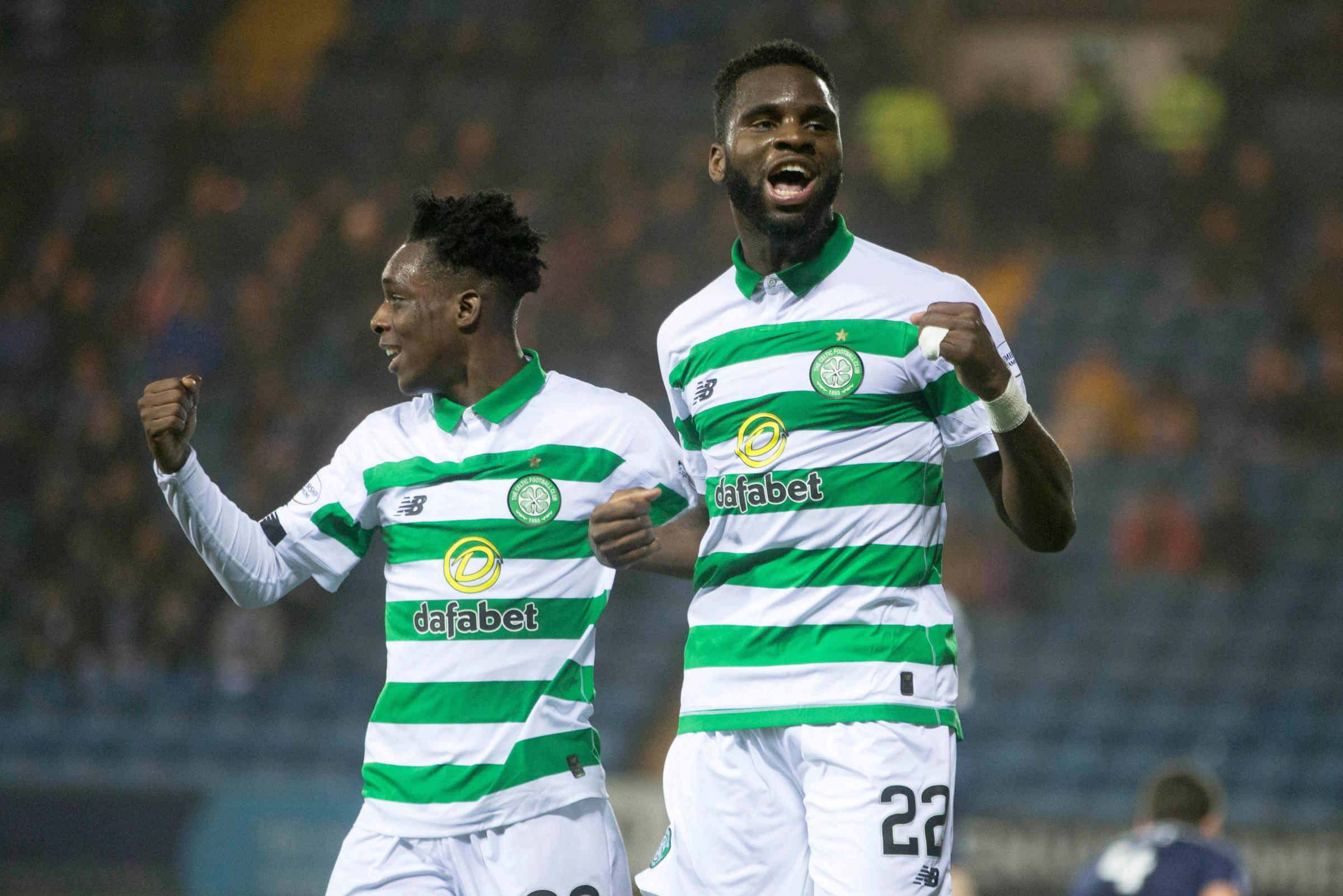 Neil Lennon rules out Celtic striker Odsonne Edouard being sold in January after Monaco link