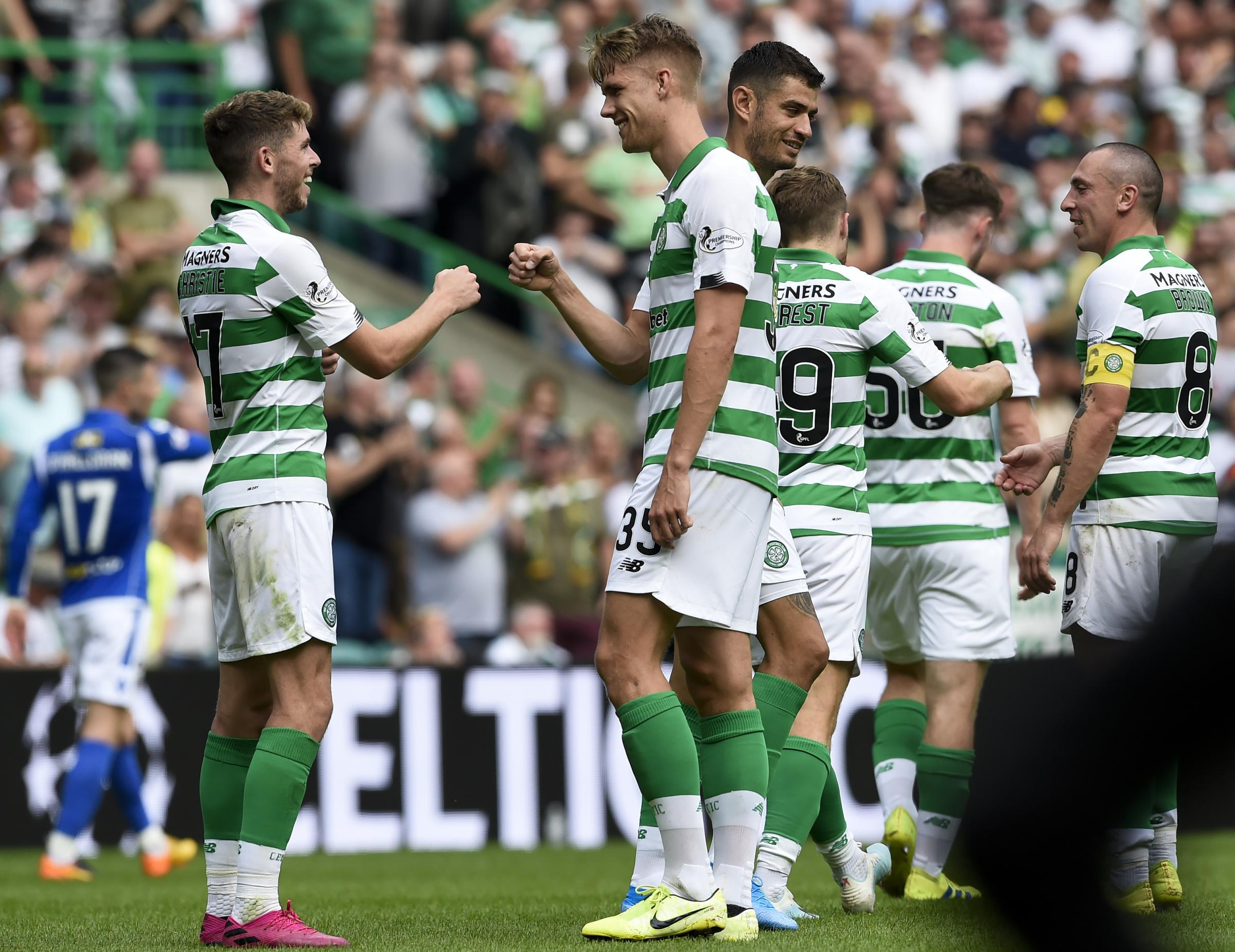 St Johnstone v Celtic | TV times, kick-off, odds and team news