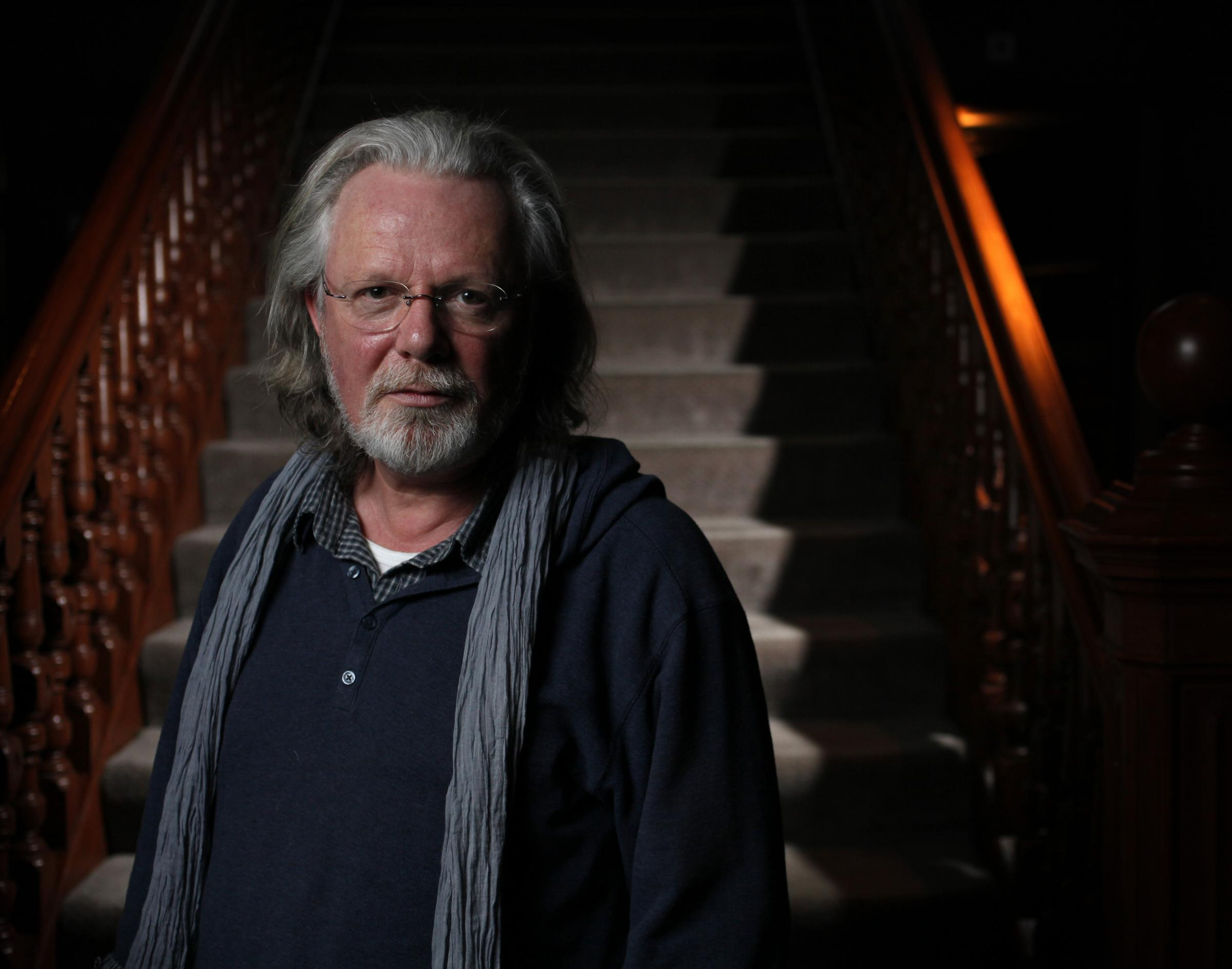 Author Peter May: I was invited back to talk to the kids, and the headmaster whispered: 'Don't tell them you were expelled'