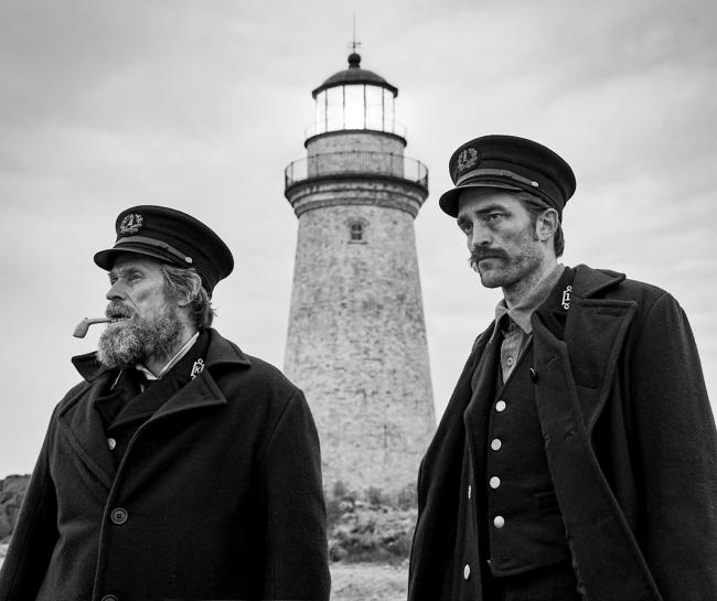 Film View: The Lighthouse (15)****