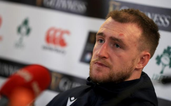 Stuart Hogg was bitterly disappointed to drop the ball over the line