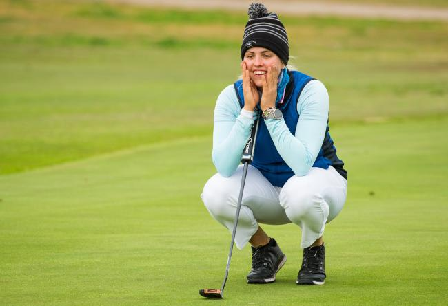 Alison Muirhead is looking forward to life on the Ladies European Tour