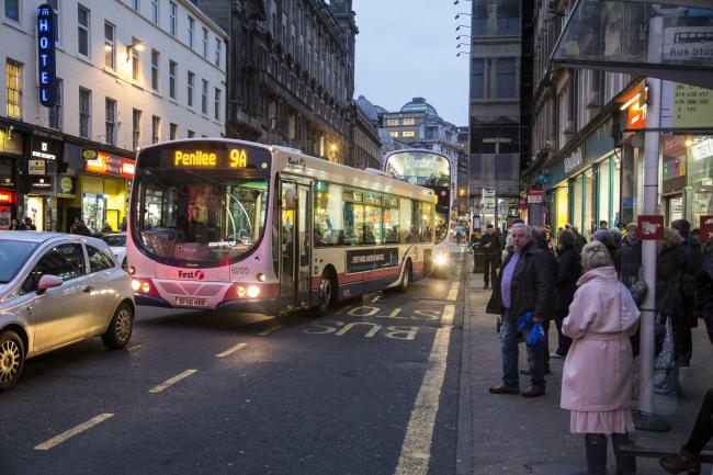 Scotland's bus operators are planning to join forces in an ambitious bid to cut their carbon emission to zero over the next decade.