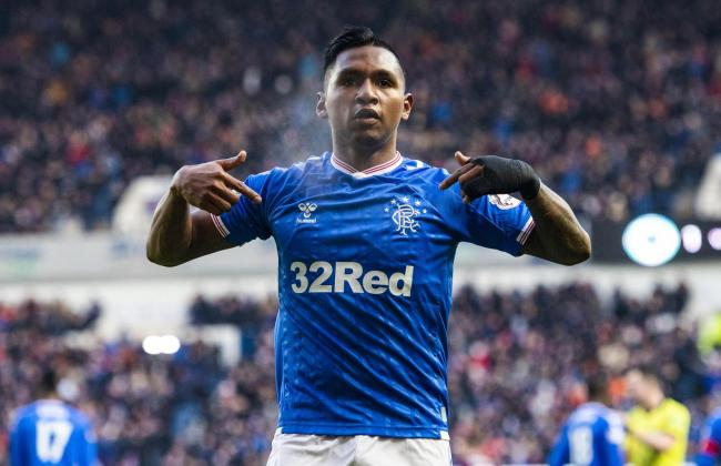 Alfredo Morelos spoke to Colombian radio.