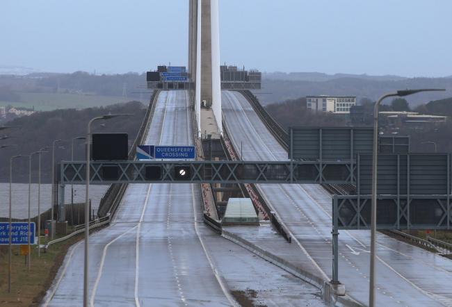 'National embarrassment' - Sensors again fail to stop danger to motorists from falling ice on Queensferry Crossing