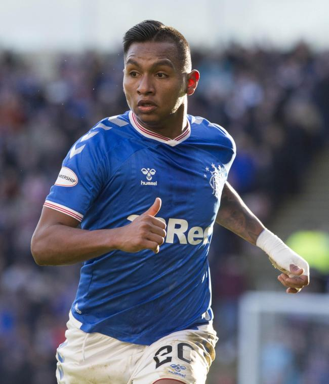 Alfredo Morelos was recently subjected to racist abuse