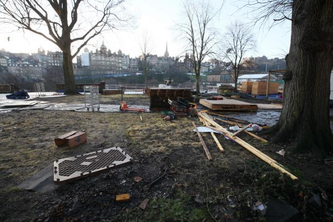 Underbelly boss threatened to 'cancel Hogmanay' over Edinburgh council concerns