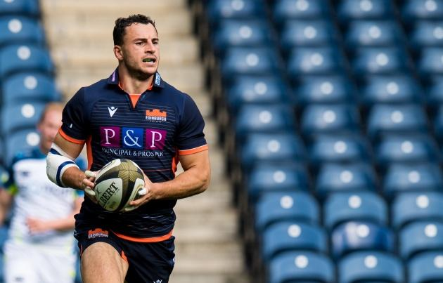Jamie Farndale has penned a permanent deal with Edinburgh