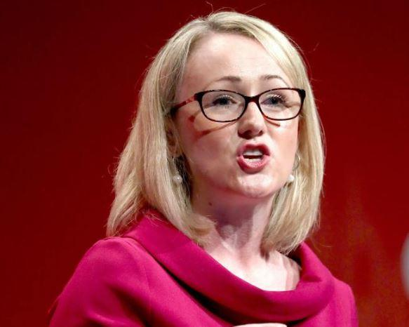 Labour leadership contender Rebecca Long-Bailey