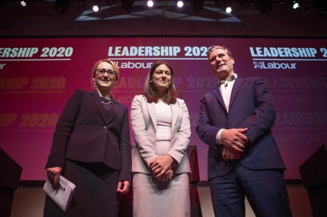 Labour candidates quizzed on indyref2 as leadership hustings held in Glasgow
