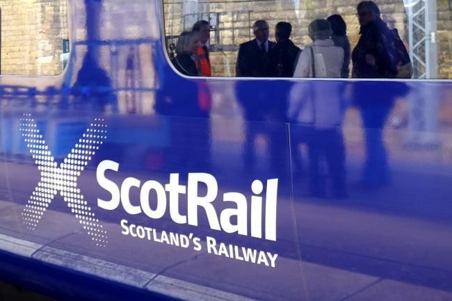 Rail services across Scotland affected after test train derails in Dalwhinnie