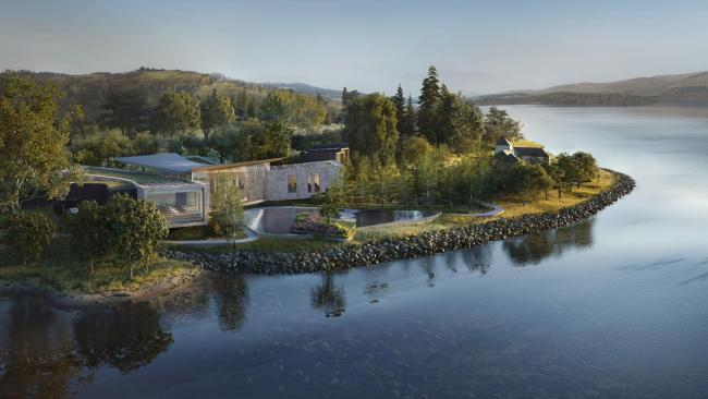 £10m leadership centre planned on banks of Loch Lomond