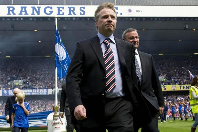 Rangers 'are a new club' says former Ibrox owner Craig Whyte