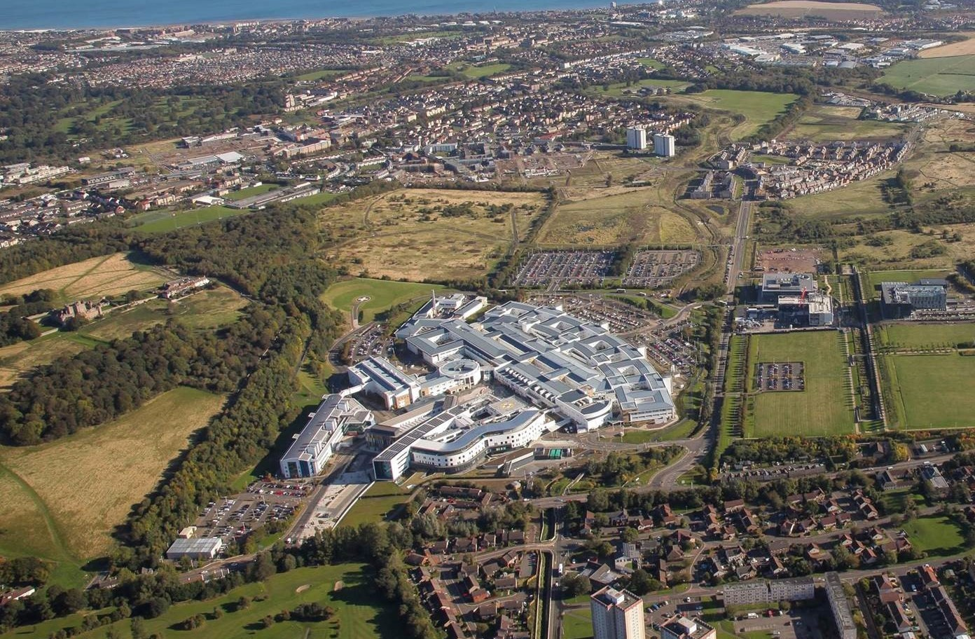 £750m expansion of Edinburgh BioQuarter healthcare and life sciences campus planned