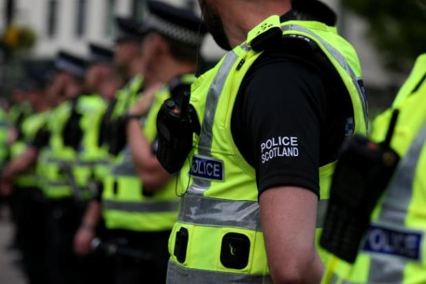 Police Scotland could cut the number of officers next year