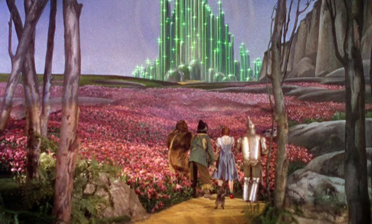 Work of Edinburgh artist who designed Wizard of Oz's Emerald City to be exhibited in Glasgow