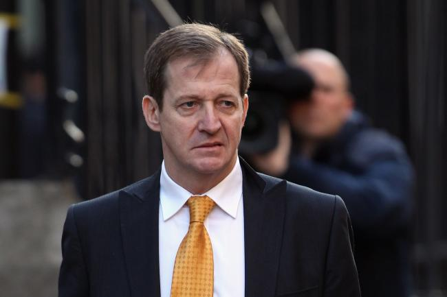 Alastair Campbell had considerable influence in the Blair governments