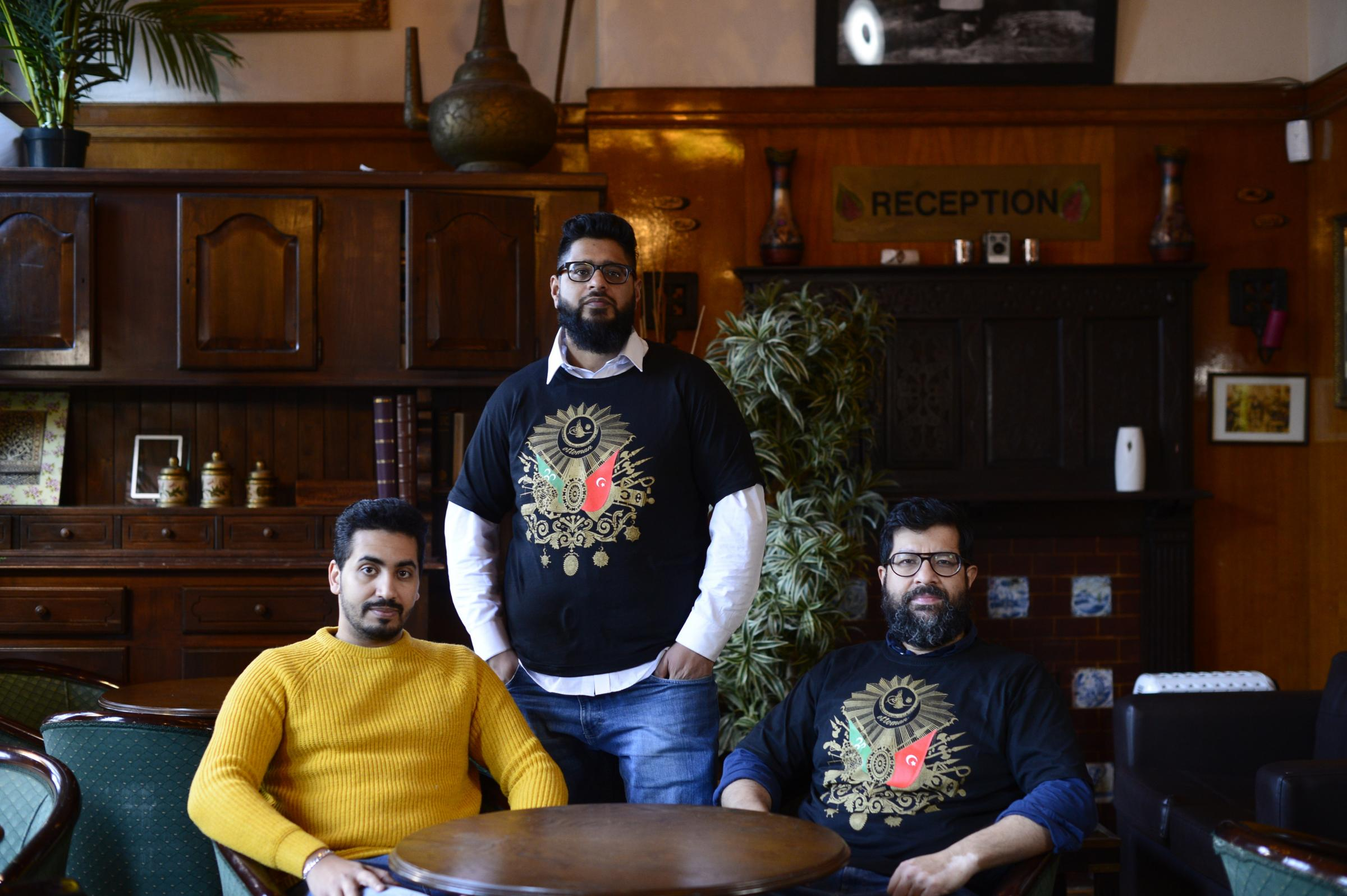 Herald Diary at Large: Glasgow's exotic Ottoman Coffee House - and the Graeme Souness connection