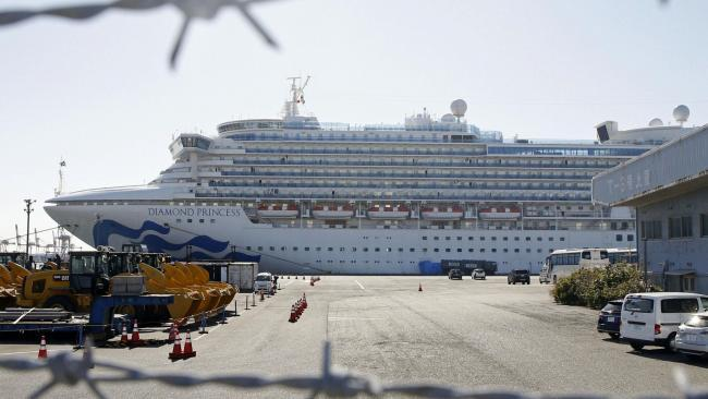 Coronavirus: Brits on quarantined cruise ship to be flown home on Friday