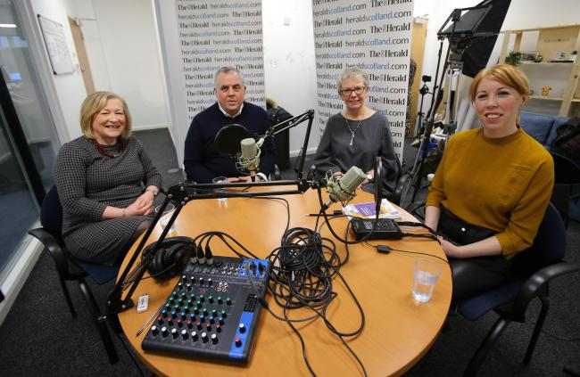 Podcast: Discussing the cost of care with Alzheimer's Scotland experts