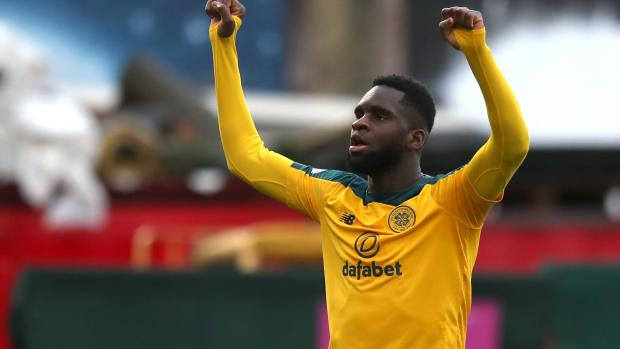 HeraldScotland: Odsonne Edouard scored in the 14th minute taking his tally for the season to 25.
