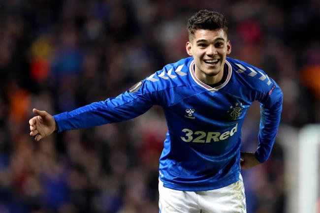 Ianis Hagi keen too extend Rangers stay despite Lazio interest