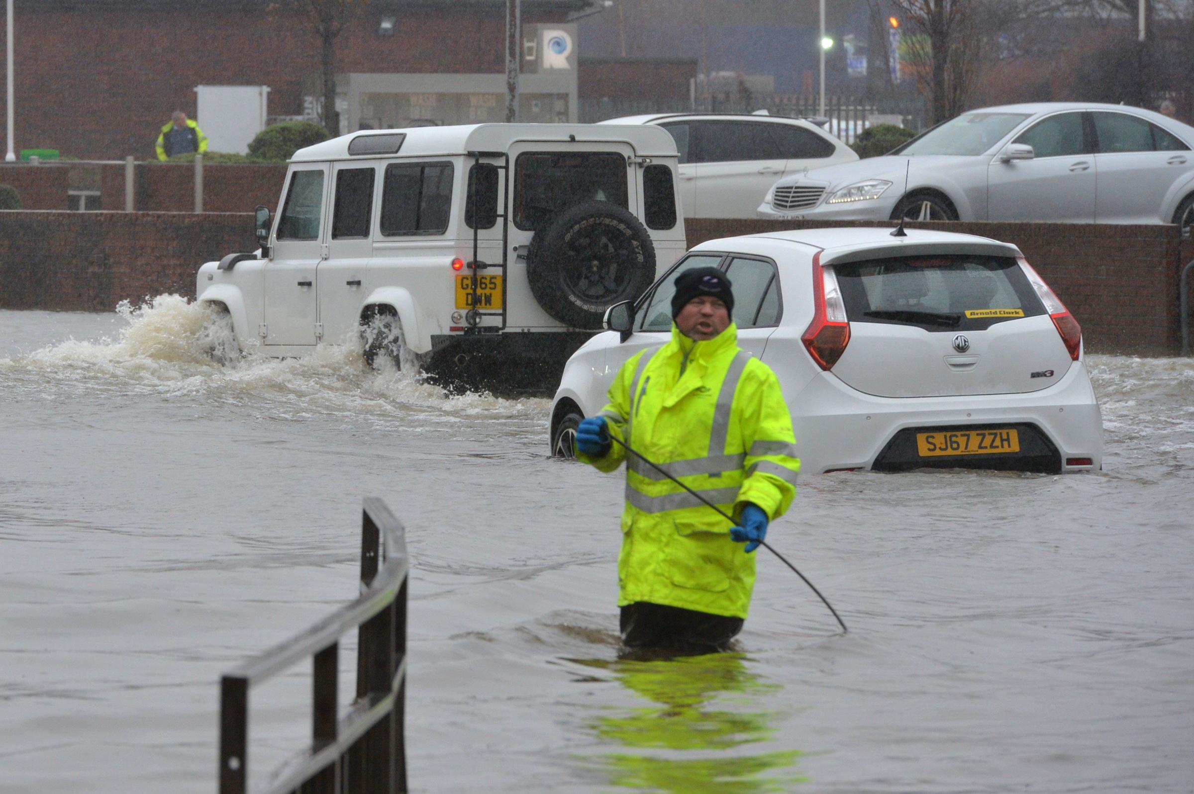 Scotland's weather: Warnings over hurricane force winds, flooding and snow for Saturday