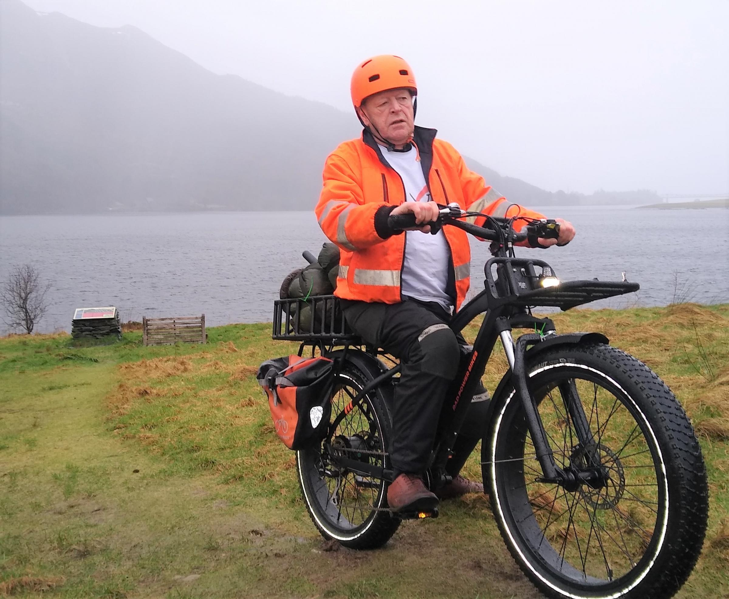 Are electric bikes any good? We ride from Glasgow to Edinburgh to find out