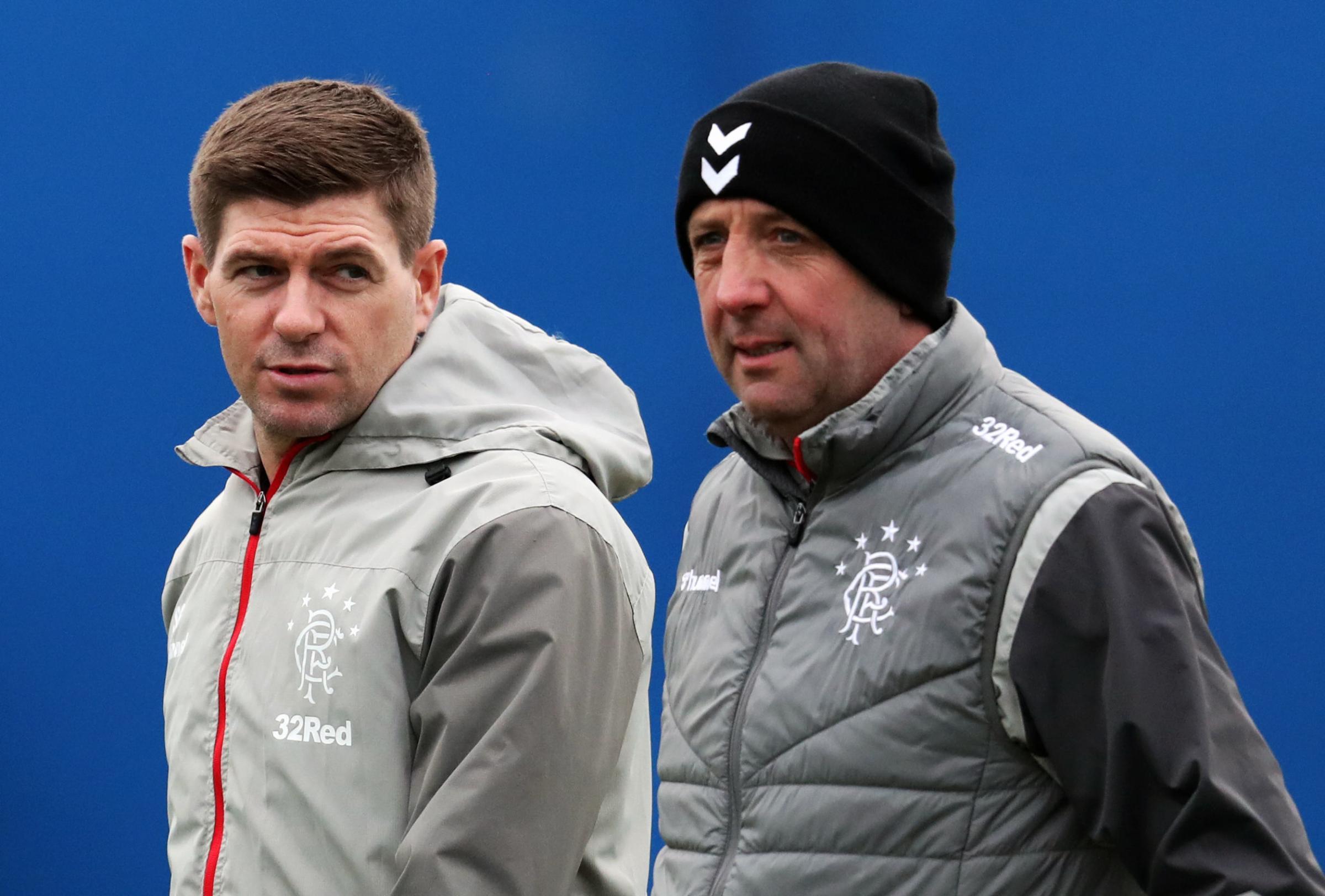 Gary McAllister: Steven Gerrard will get the backing he needs from new Rangers chairman Douglas Park