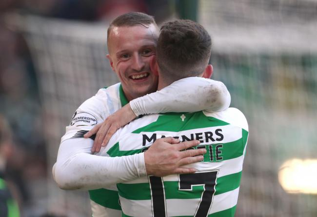 Leigh Griffiths and Ryan Christie impressed in Celtic's win over Kilmarnock.