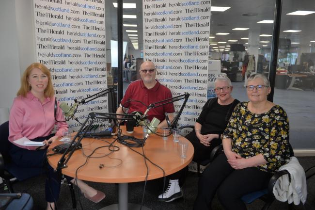 Podcast: Living with a dementia diagnosis at 52, and how others can recognise the symptoms