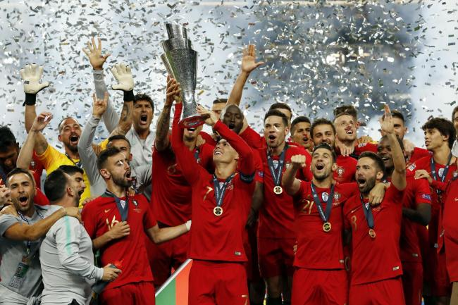 Portugal won the inaugural Nations League Finals last summer