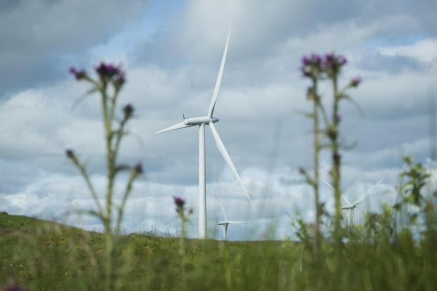 HeraldScotland: Block on onshore wind farms expected to be lifted by Government (Danny Lawson/PA)