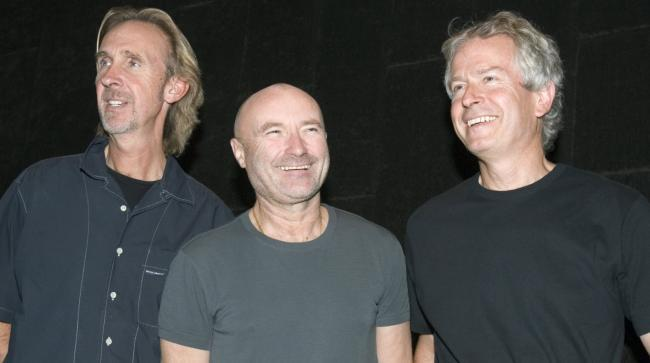 Turn It On Again: Rock legends Genesis play Scotland in reunion tour.
