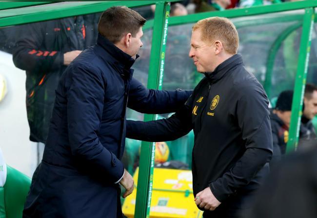 Rangers 0-0 Hamilton | Livingston 1-1 Celtic LIVE: Guthrie levels after Callum McGregor thunderbolt