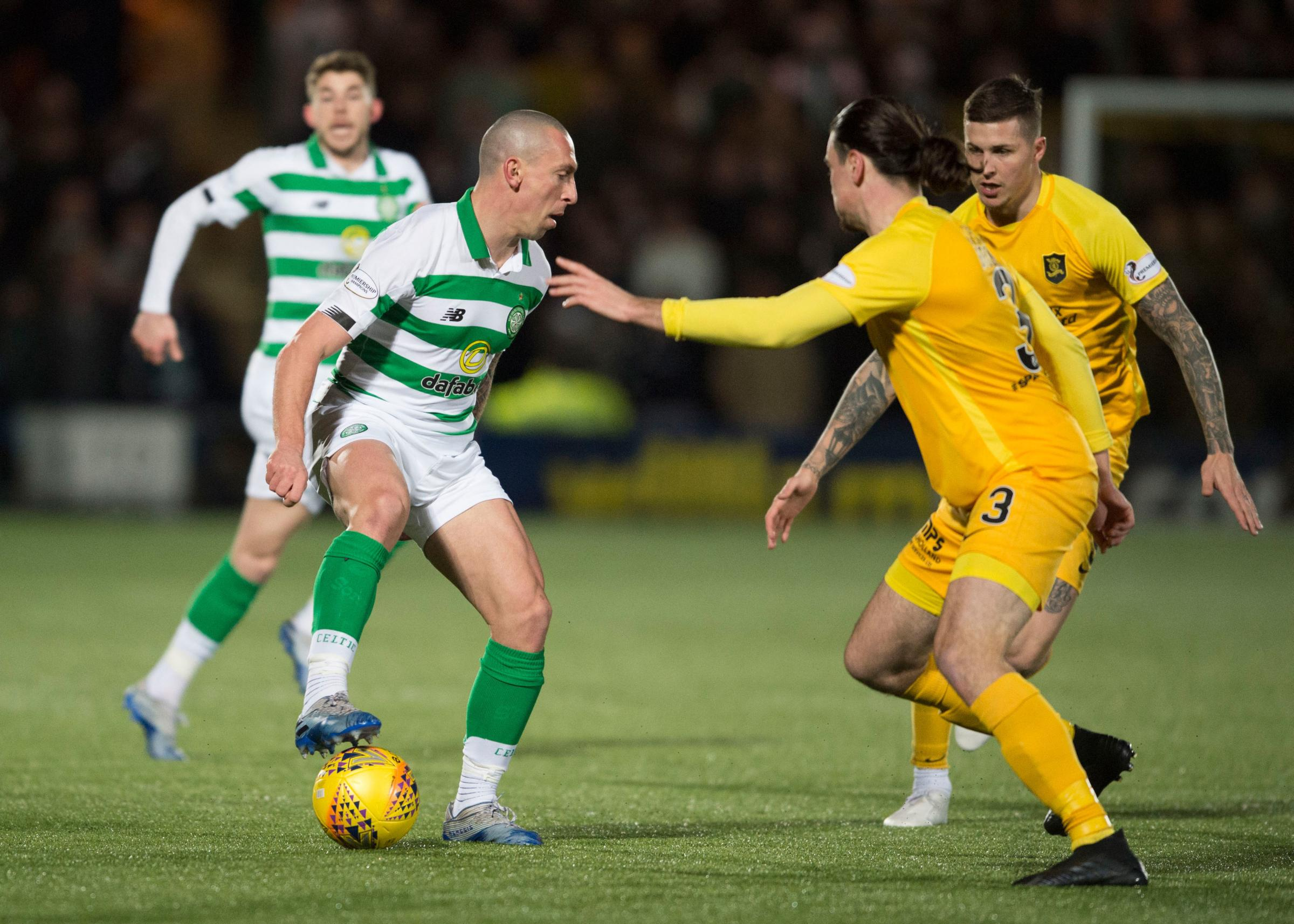 Livingston 2 Celtic 2: How the Celtic players rated as they snatch late draw at Livi