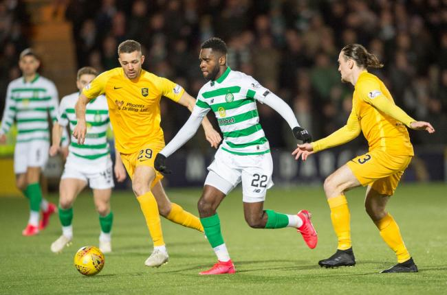 Highlights as Celtic rescue late point at Livingston