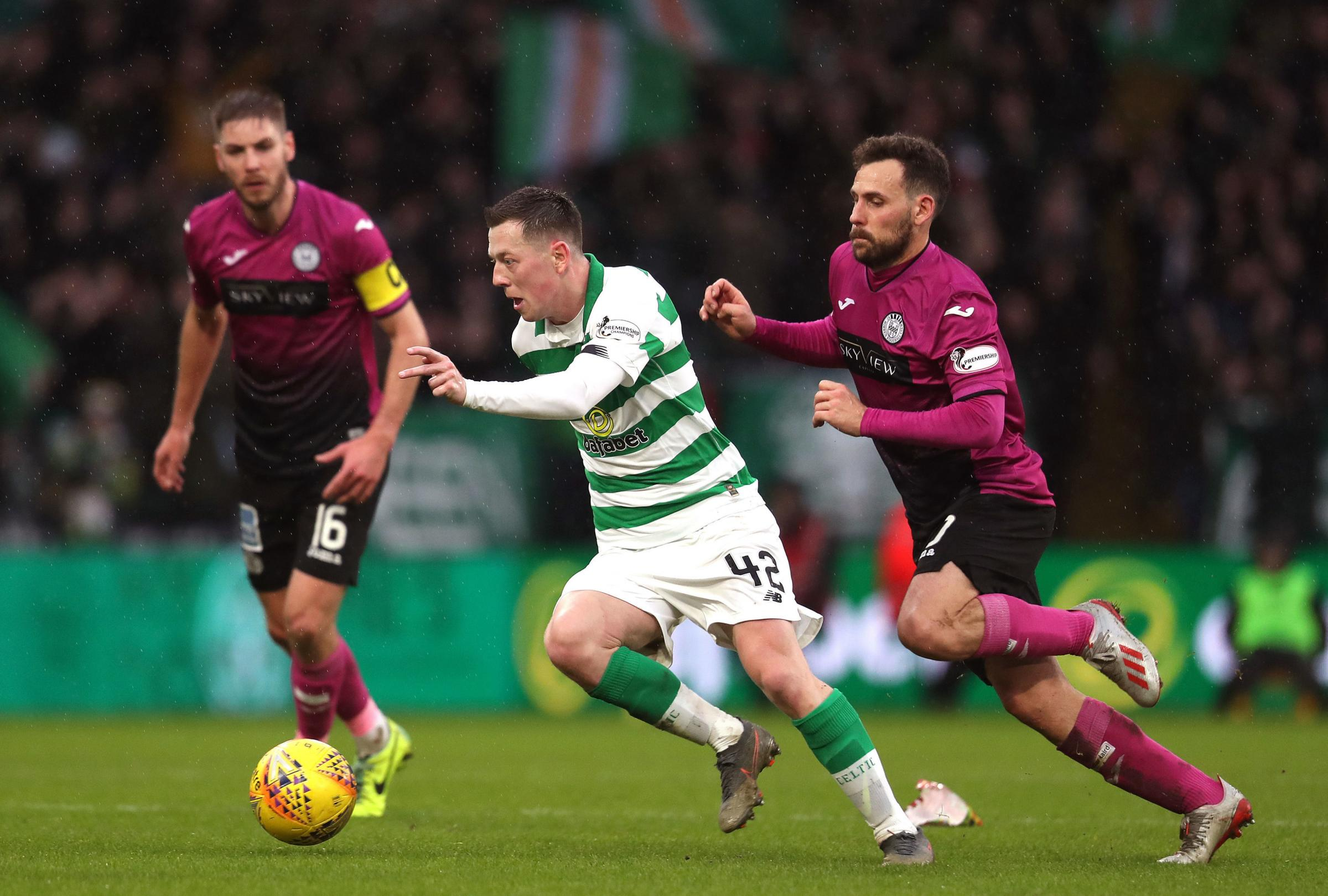 Five things we learned from Celtic's emphatic Premiership win over St Mirren