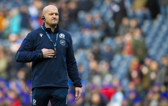 Scotland head coach Gregor Townsend. (Photo by Ross Parker / SNS Group / SRU).