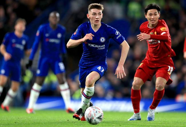 Billy Gilmour is destined for the top, according to his former coach Billy Stark.