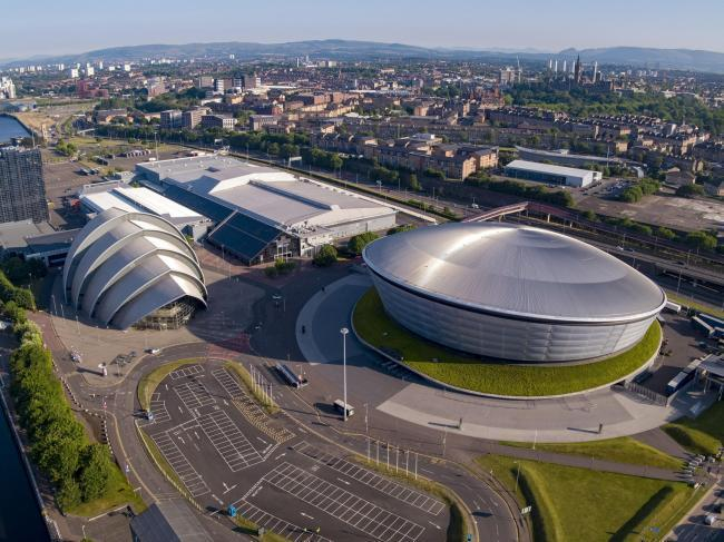 COP26 is due to be held at the SEC in Glasgow.