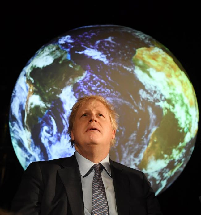 Build back greener: Johnson unveils his 10-point plan to help save the planet