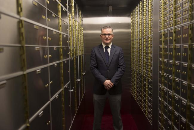 The business opened a Glasgow Vaults safe deposit service in 2016