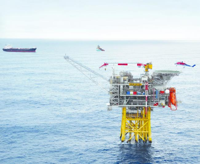 Premier Oil operates the Solan field West of Shetland