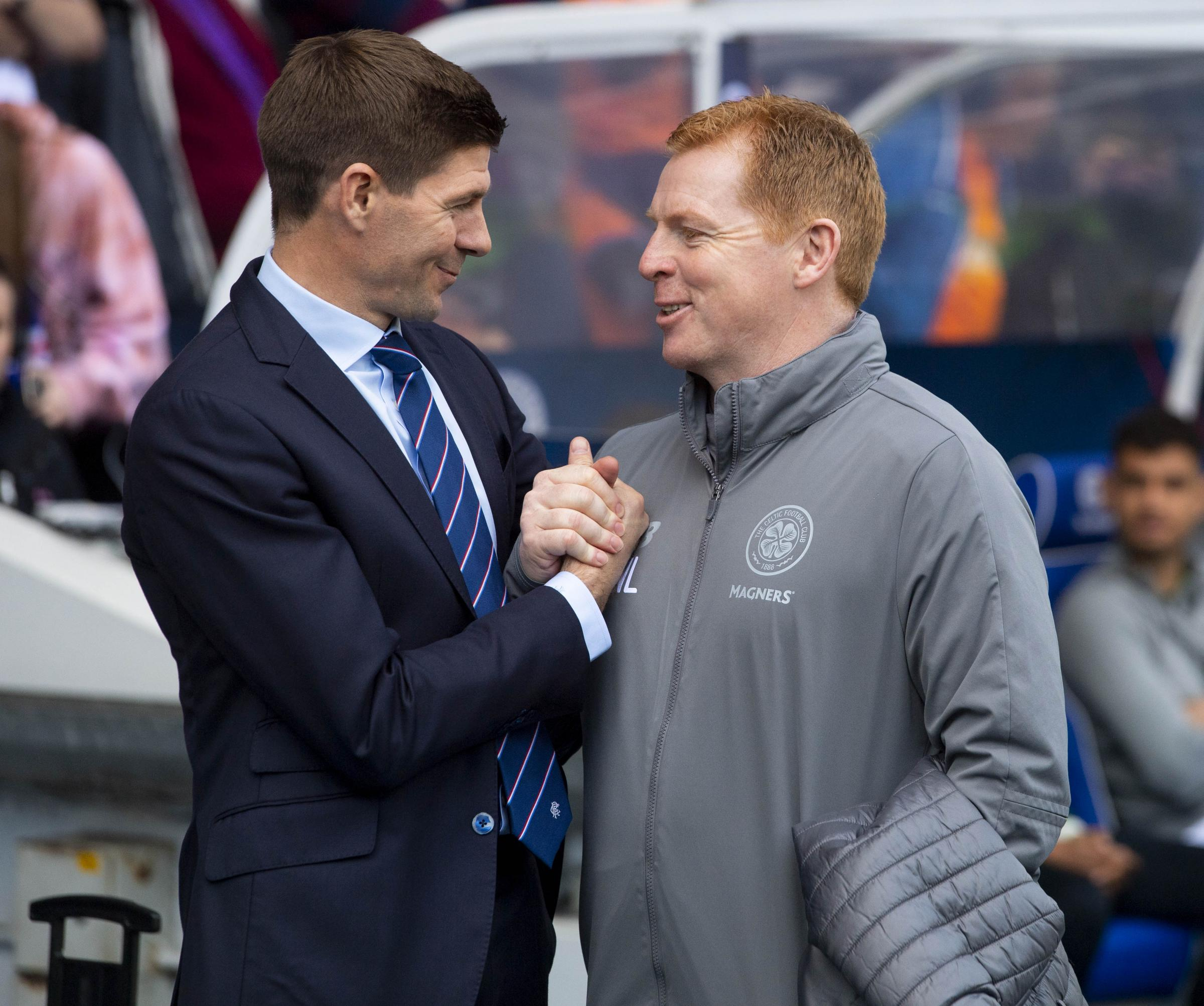 Old Firm clash between Rangers and Celtic could be 'like a basketball game'