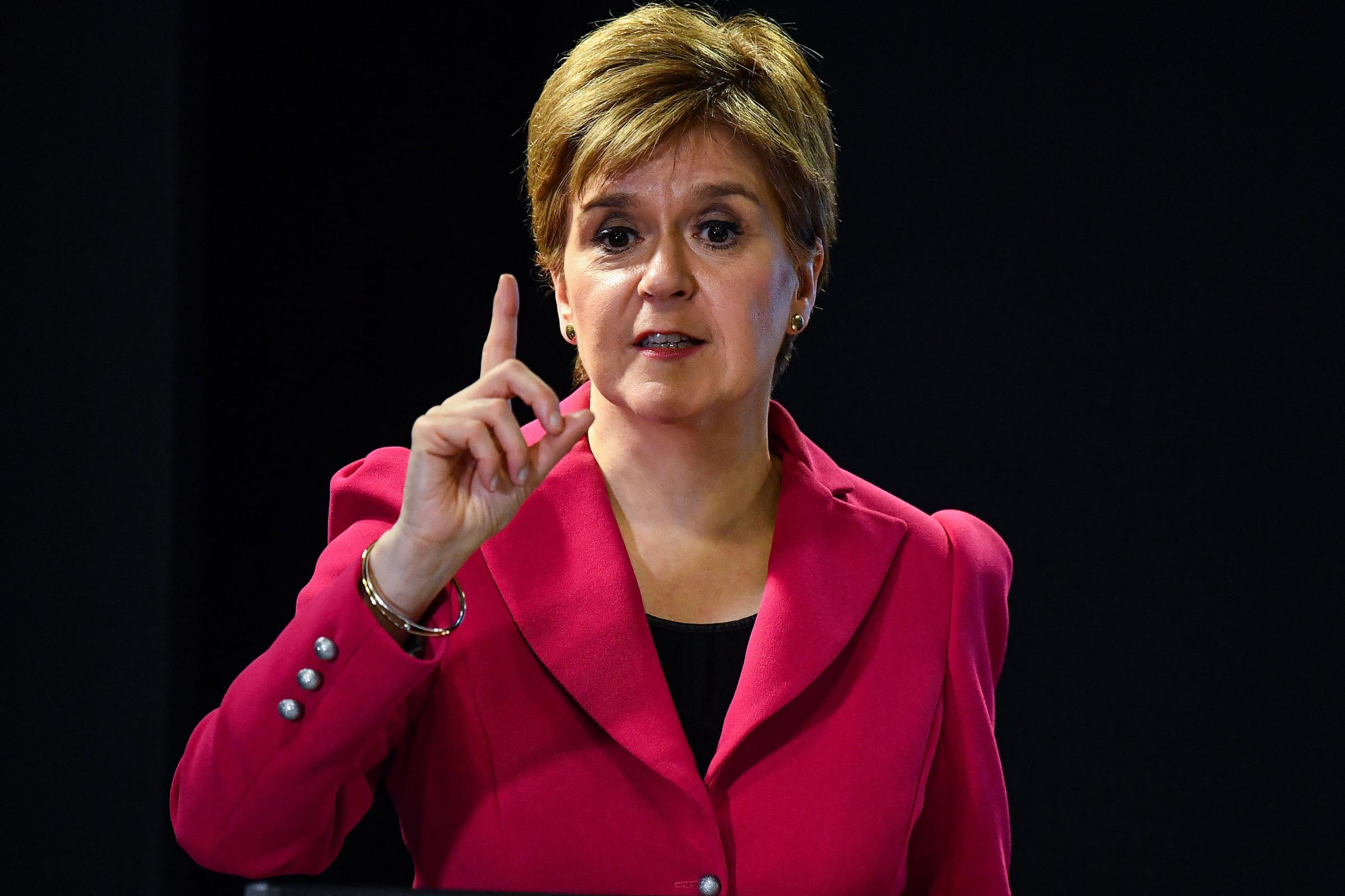 The New Normal First Minister Calls For United Effort To Build A